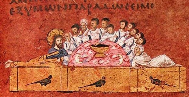 Rossano_Gospels_Last_Supper