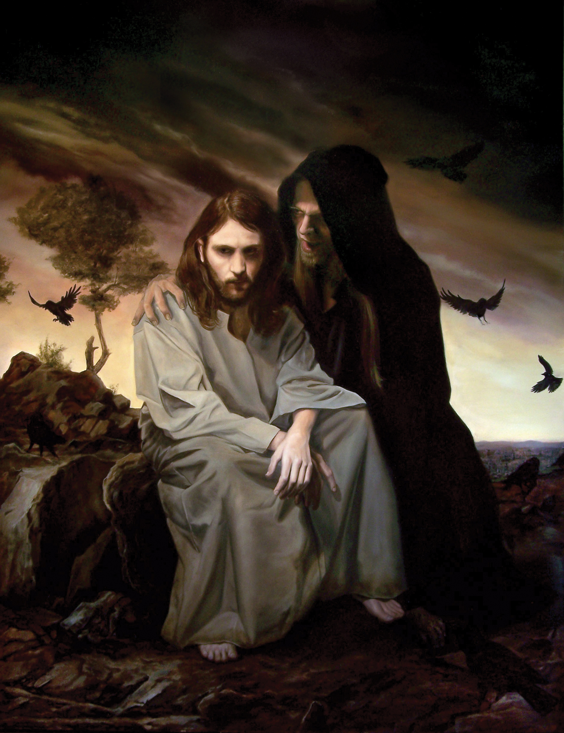 Temptation of Christ | Toward Beauty