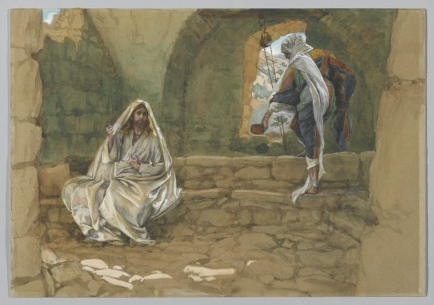 Art_Tissot_Samaritan Woman by the Well_Best