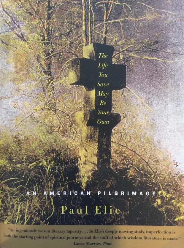 Paul Elie Cover photo